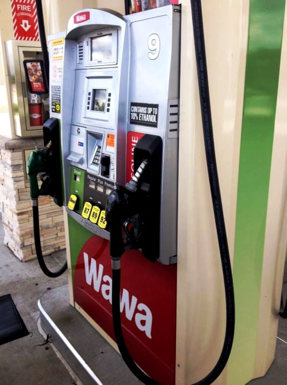 posto-de-gasolina-nos-estaodos-unidos