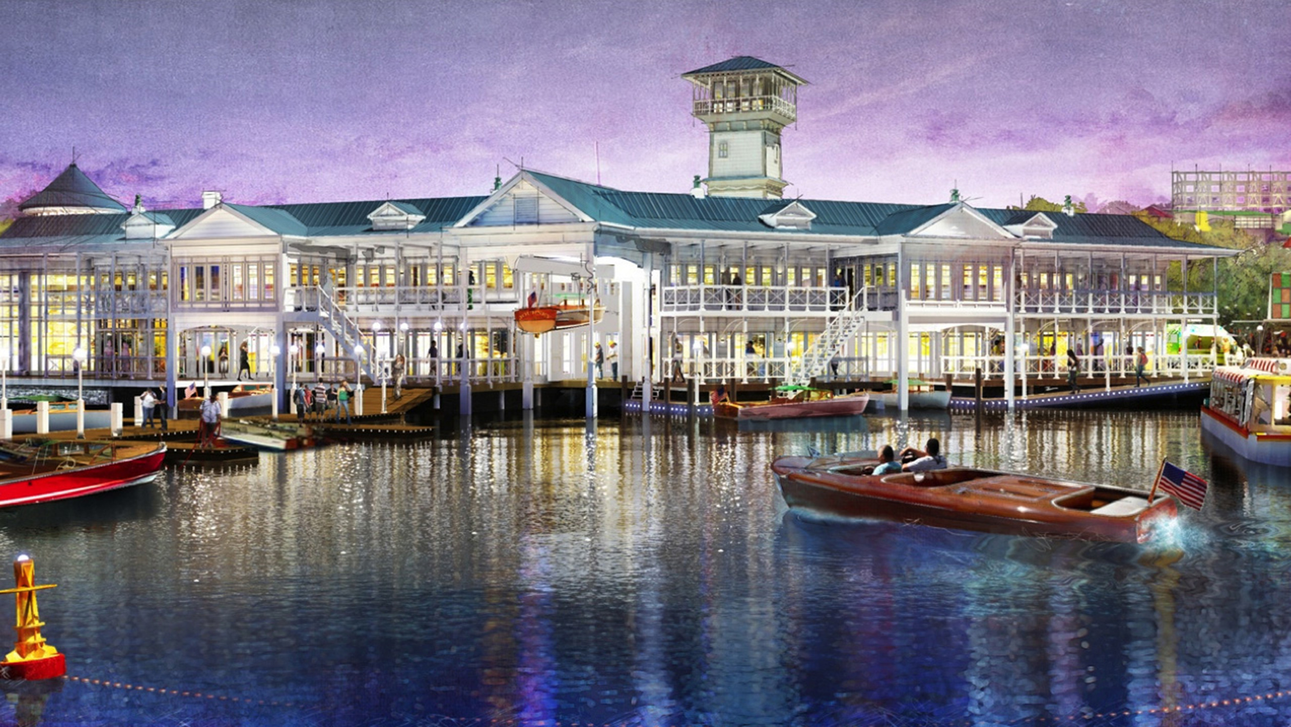 Disney Unveils Vision for Disney Springs – The Landing
