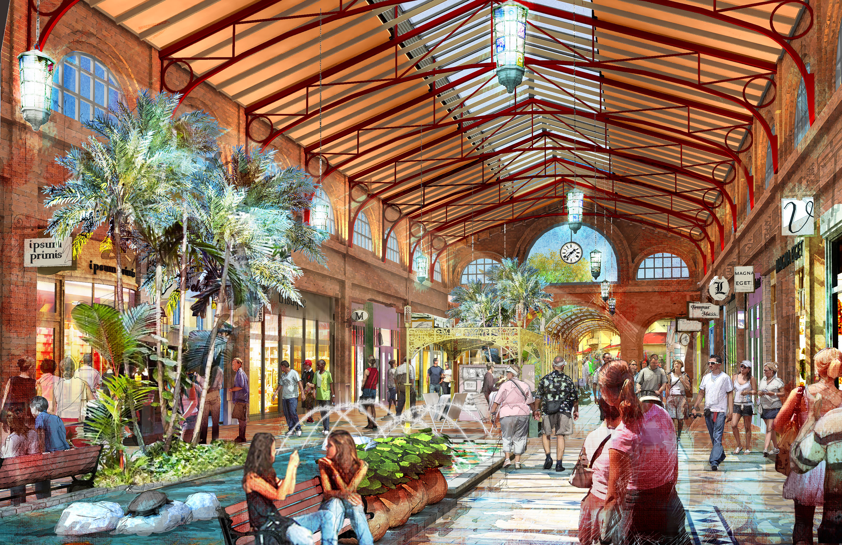 Disney Springs: Town Center