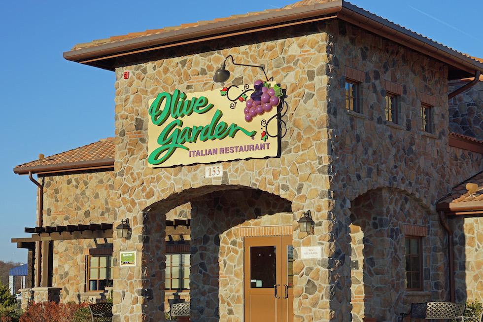Olive Garden Uma Op O De Comida Leve E Barata Em Orlando Vivendo Orlando