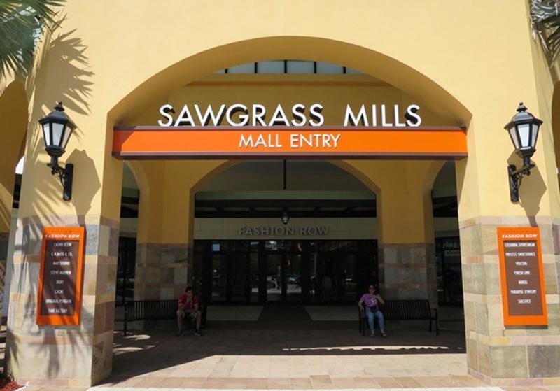 Outlet Sawgrass Mills Miami