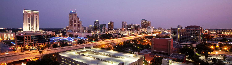 downtown orlando, vida noturna em orlando